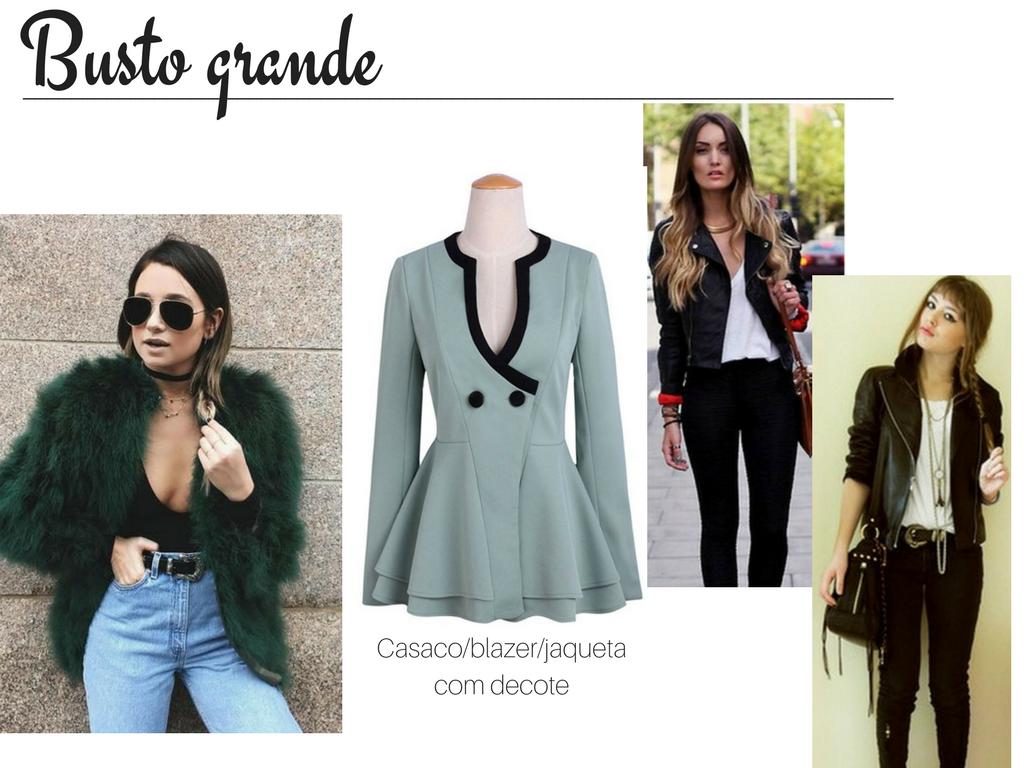 Moda feminina  como usar os casacos de inverno  - Lindizzima Blog ... b88e8e90e26