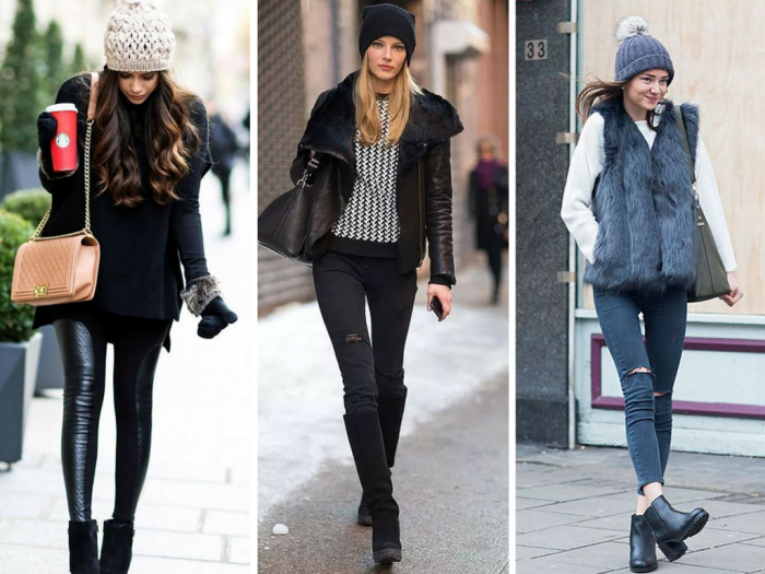 Autumn Winter Fashion Tips 14 Ways To Wear Bonnet In Your