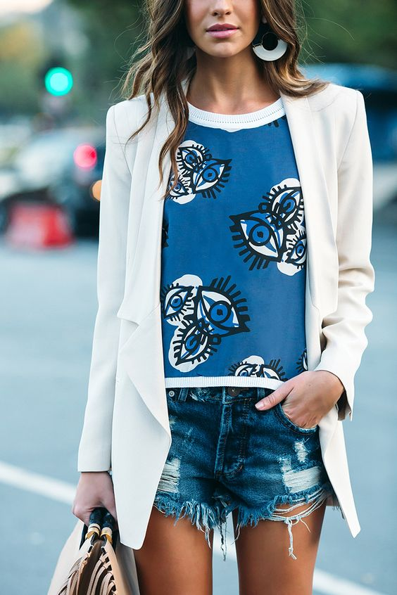 roupas da moda 2016 blazer