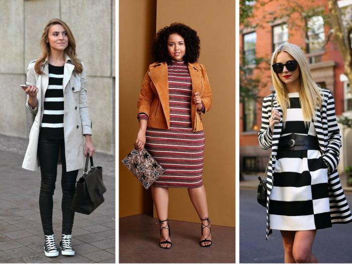 moda 2017 | truques de moda | silhueta | moda e silhueta | dicas de moda | moda feminina | roupas | roupas da moda | listras
