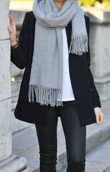 fashion clothes that will always be in style scarfs