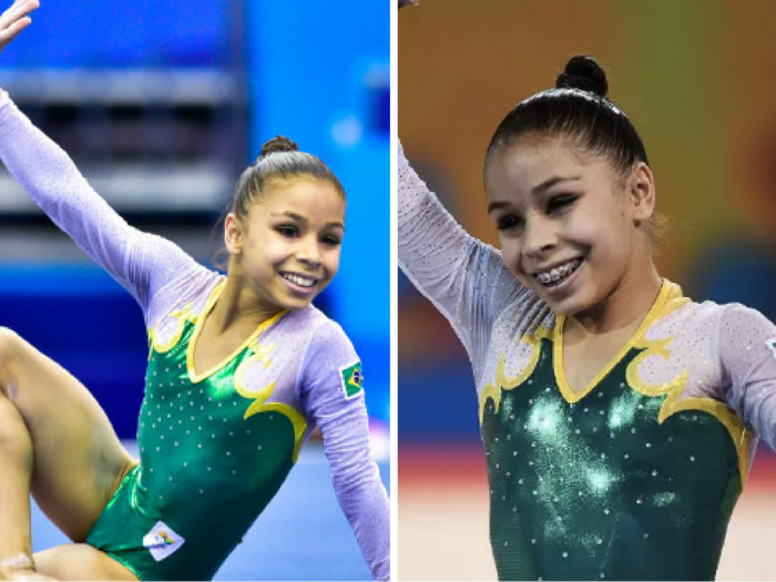 olympic games | rio 2016 | olympic games 2016 | gymnasts rio 2016 | make up gymnasts rio 2016