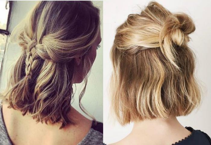 cabelos | dicas de penteados | penteados | penteados para cabelos curtos | cabelos curtos | tranças | dicas de penteados | dicas de beleza