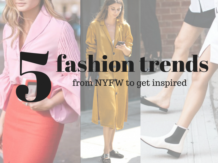 fashion | fashion tips | NYFW | fashion weeks | trendy outfits | street style | street style from NYFW
