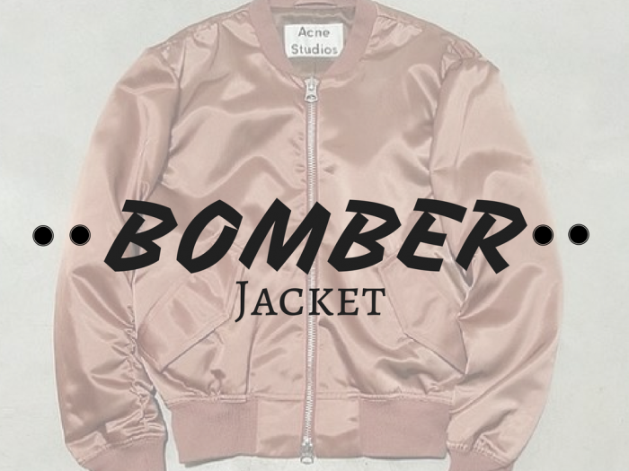fashion | style | bomber jacket | 2016 fashion | fall fashion  | fashion trends