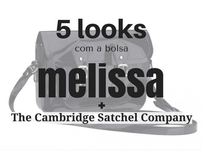 Moda 2016 2017  5 looks com a bolsa Melissa - Lindizzima Blog  b3823c82ad8