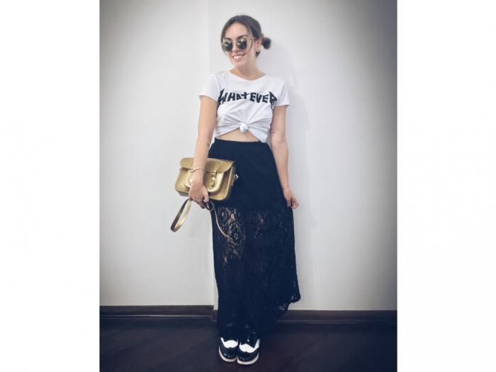 moda | roupas | moda feminina | verao 2017 | moda 2016 | moda 2017 | looks | bolsa melissa | look com melissa