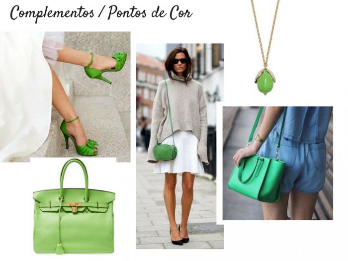 moda | moda feminina | a cor do ano novo | a cor de 2017 | greenery | como usar greenery | looks | moda 2017 | moda verão 2017 | moda inverno 2017 | roupas | roupas da moda | tendencias 2017