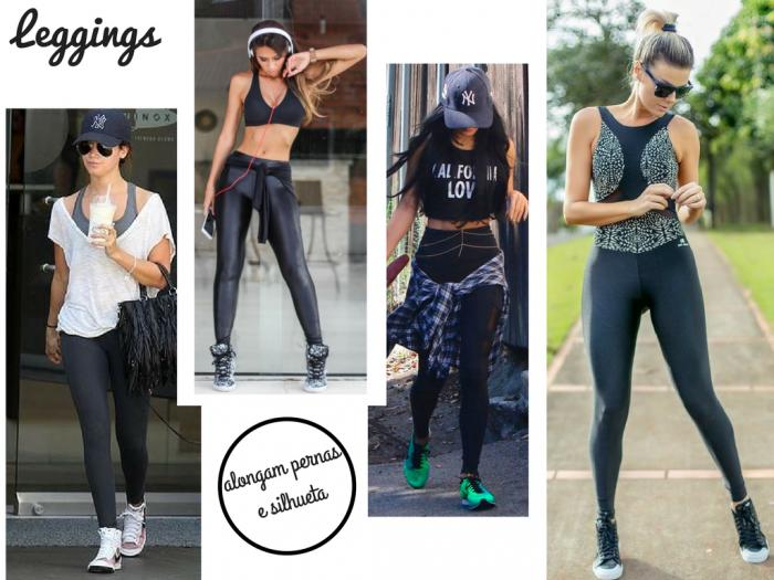 moda | moda 2017 | moda feminina | moda fitness | looks de academia | calça legging | legging de academia | looks para malhar