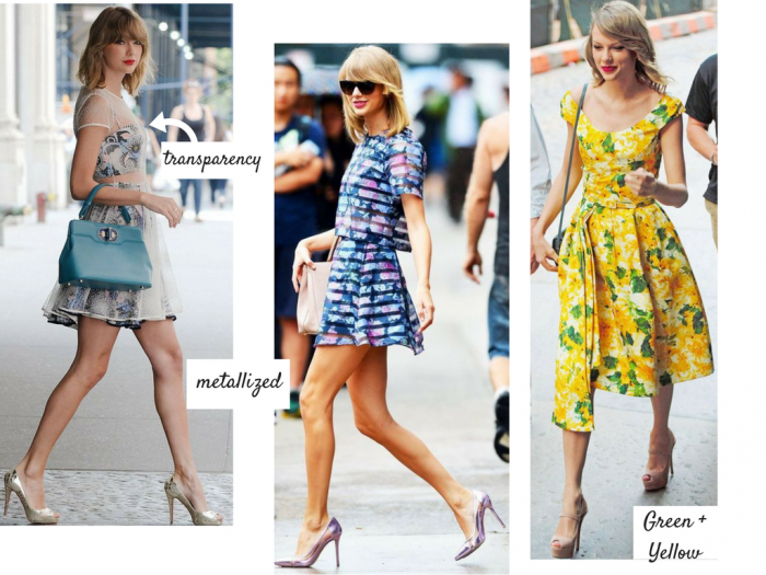 fashion | style | summer | summer outfits | dress | dresses | floral dress | 2017 fashion | taylor swift | taylor swift outfits