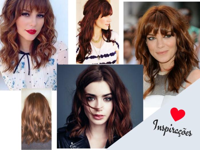 cabelo ruivo | cabelos | beleza | transformacao | franja | corte com franja | mudando o visual | beleza cabelo