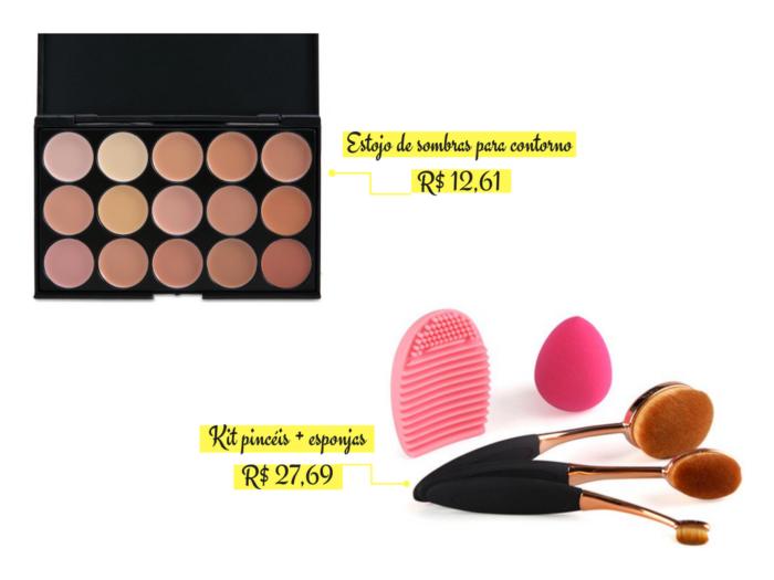 beleza | compras | produtos para maquiagem | pinceis de maquiagem | make up | maquiagem | kit maquiagem | dicas de produtos para maquiagem