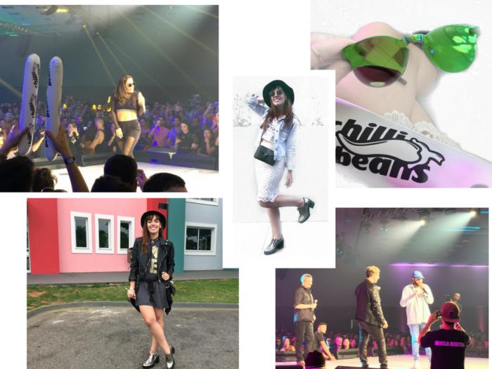 entretenimento | festas | eventos | influenciadores | blogueiros | festival chilli beans | chilli beans | convenção chilli beans