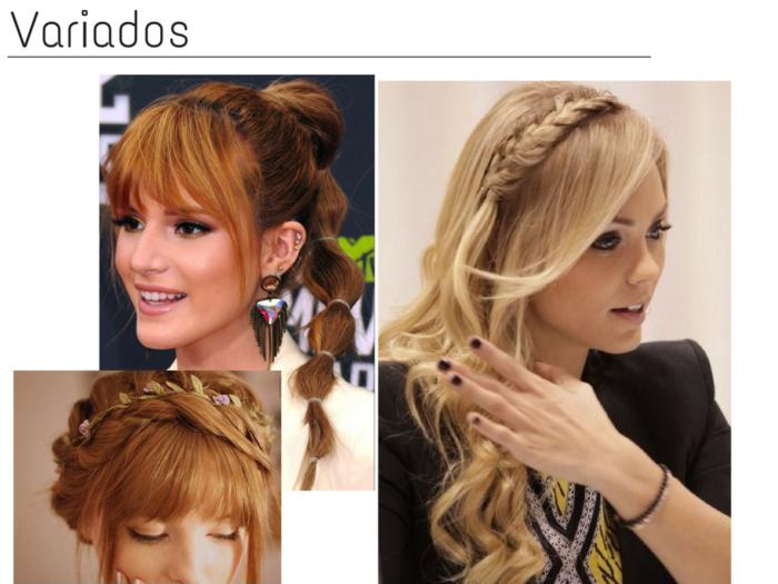 cabelos | beleza | penteados | penteados com franja | cabelo com franja | cabelos 2017 | penteados pra quem tem franja
