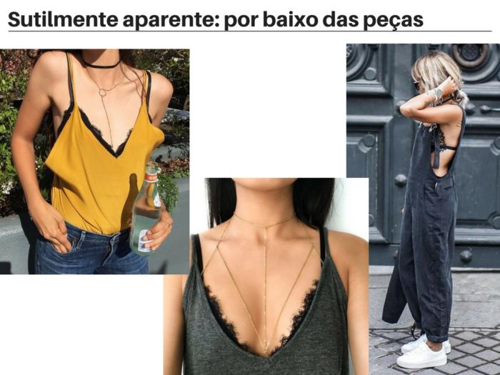 moda | moda feminina | tendencias verao 2018 | moda 2018 | bralette | bralettes | sutia por cima da roupa | roupas da moda
