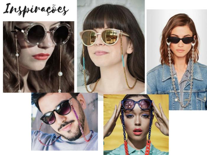 moda   moda 2017   moda 2018   estilo   tendencia   óculos   correntes para oculos   acessorios   acessorios da moda   looks   oculos de sol   oculos de grau