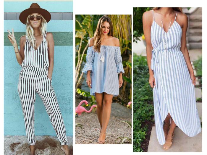 moda | moda 2018 | roupas | verão | moda verão 2018 | listras | navy | tendencias verão 2018 | moda listras