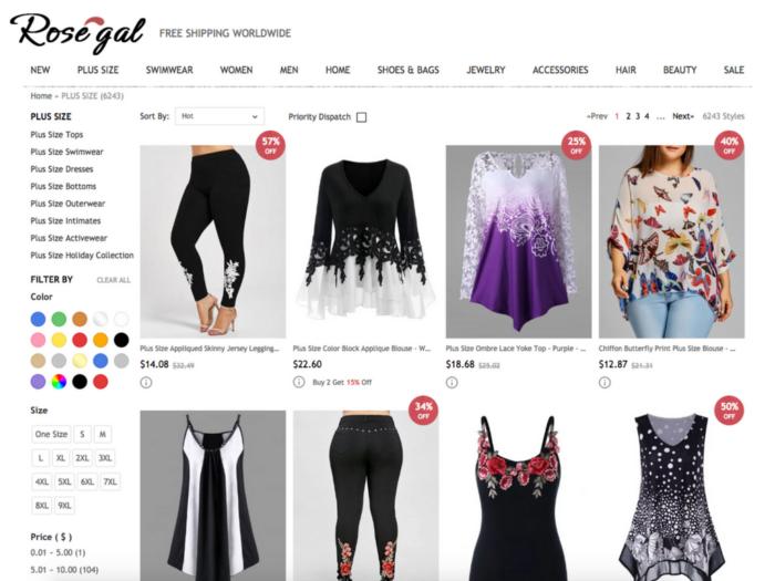 moda | moda plus size | dicas plus size | loja plus size | moda plus size 2018 | rosegal