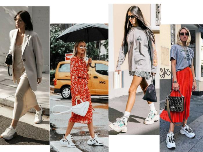 dad sneakers | moda | tendencias verao 2019 | tenis | tenis verao 2019