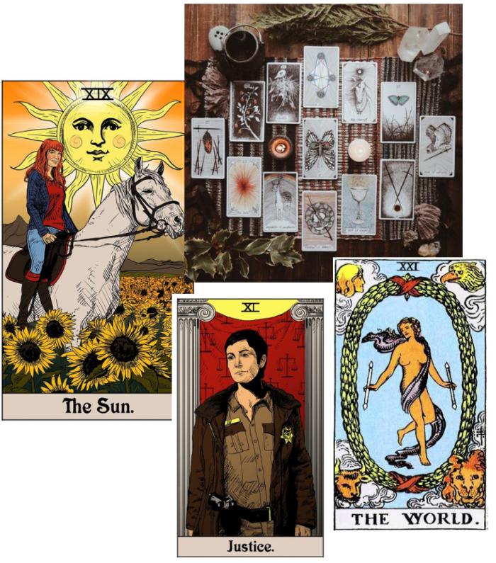 tarot | espiritualidade | jogo de tarot | tarot o que é | baralho cigano | consulta de tarot | lifestyle