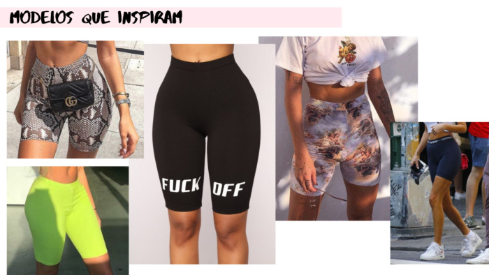 moda | tendencias 2019 | biker shorts | bermuda ciclista | bermuda feminina | blogueiras de santos | influencer | dicas de moda | inspiracoes de moda | look com bermuda ciclista