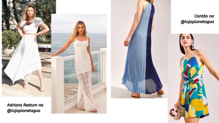 moda | tendencias verão 2020 | moda verão 2020 | óculos de sol | moda praia | bermuda | saída de praia | vestido | dicas de moda | moda praia verão 2020