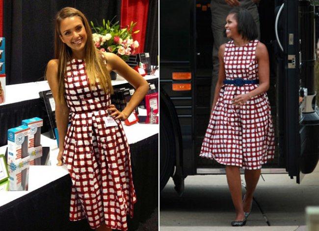 Michelle Obama e Jessica Alba investem no xadrez em conta ... 8eca1d2085f