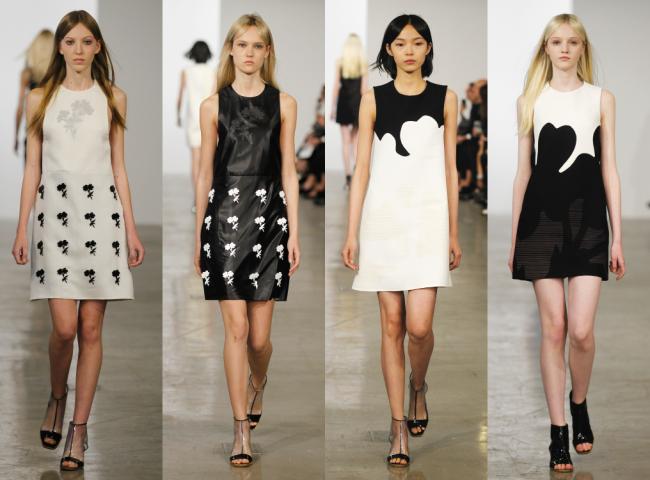 559eaa7479072 Calvin Klein apresenta sua coleção para a temporada de 2015 ...