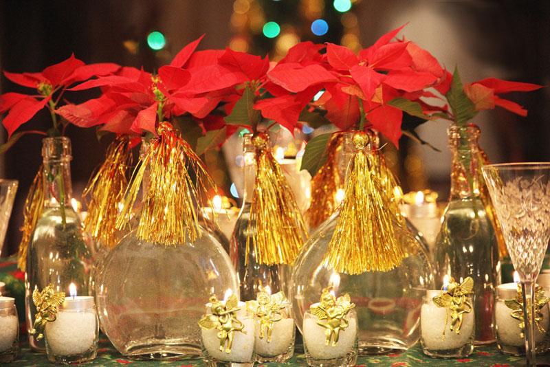 decoracao de natal para interiores de casas:de Natal