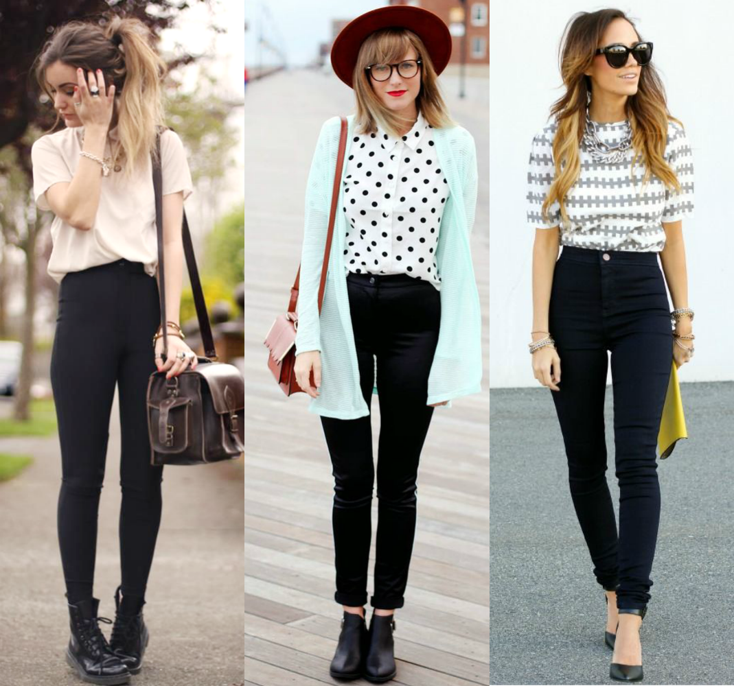 ... dicas de moda   calça cintura alta   como usar calça cintura alta