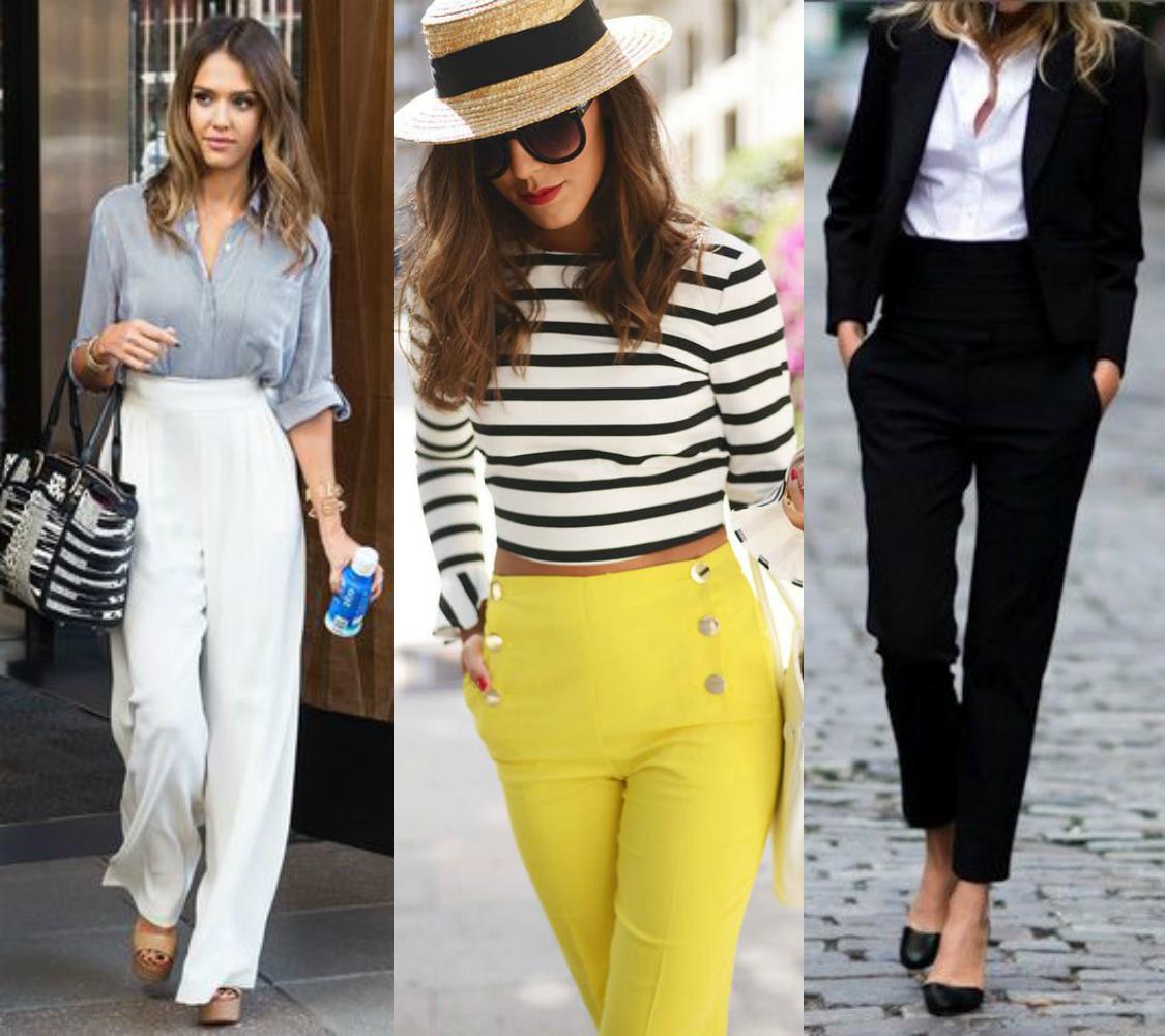 ... dicas de moda | calça cintura alta | como usar calça cintura alta